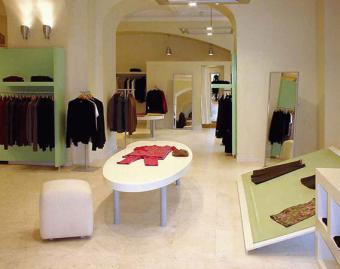 Торговые  помещения  Галерея  работ