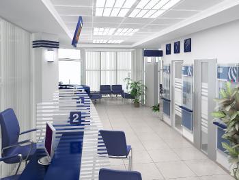 Ремонт, отделка, реконструкция банков