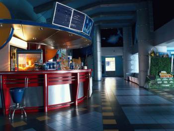 Ремонт помещений кинотеатра