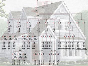 Электрические проекты жилых, нежилых помещений