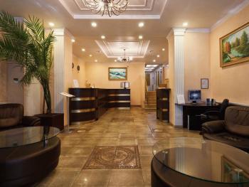 Ремонт помещений гостиницы