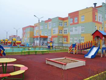 Ремонт помещений детского сада